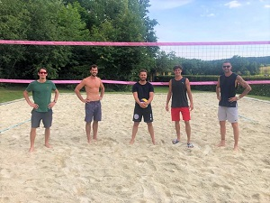 vb 20 trainingslager kl
